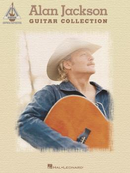 Alan Jackson Guitar Collection (HL-00690730)