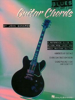 Blues You Can Use Book of Guitar Chords (HL-00695082)
