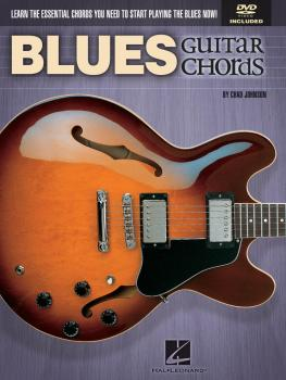 Blues Guitar Chords: Learn the Essential Chords You Need to Start Play (HL-00696483)