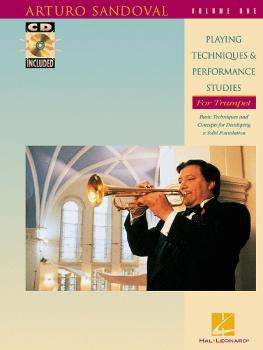 Arturo Sandoval - Playing Techniques & Performance Studies for Trumpet (HL-00696536)