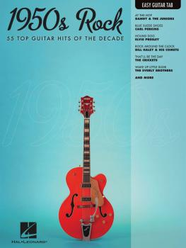 1950s Rock: Easy Guitar with Notes & Tab (HL-00702272)