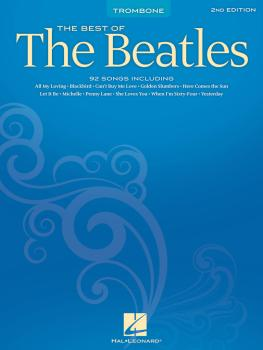 Best of the Beatles - 2nd Edition (Trombone) (HL-00847221)
