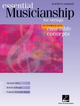 Essential Musicianship for Strings - Ensemble Concepts: Intermediate L (HL-00960192)