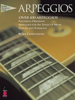 Arpeggios: Guitar Reference Guide (HL-02500125)