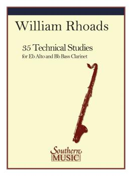 35 Technical Studies: Alto or Bass Clarinet (HL-03770187)