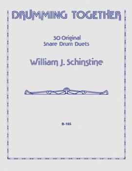 Drumming Together: Thirty Original Duets for 2 Snare Drums (HL-03770246)