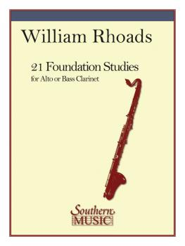21 Foundation Studies: Alto or Bass Clarinet (HL-03770300)