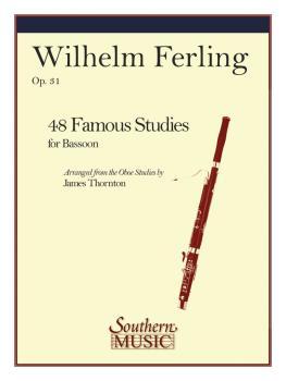 48 Famous Studies (Bassoon) (HL-03770343)