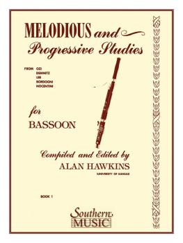 Melodious and Progressive Studies, Book 1 (Bassoon) (HL-03770414)