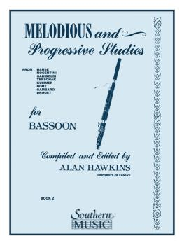 Melodious and Progressive Studies, Book 2 (Bassoon) (HL-03770415)