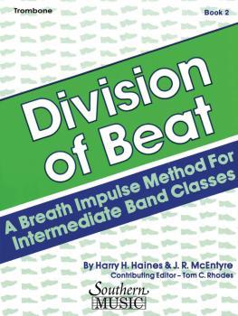 Division of Beat (D.O.B.), Book 2 (Trombone) (HL-03770492)