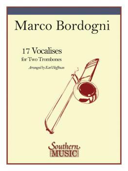17 Vocalises (2 Trombones) (HL-03770586)