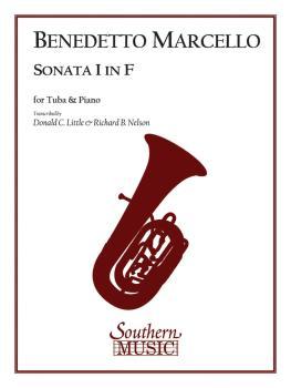 Sonata No. 1 in F (Tuba) (HL-03775123)