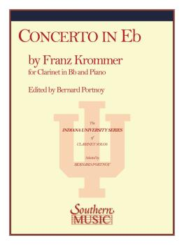 Concerto in E Flat, Op. 36 (Clarinet) (HL-03775323)