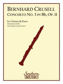 Concerto No. 3 in B Flat, Op. 11 (Clarinet) (HL-03775520)