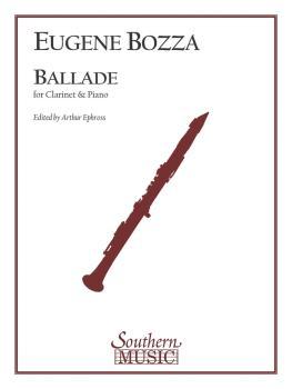 Ballade (Clarinet) (HL-03776504)
