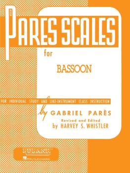 Pares Scales (Bassoon) (HL-04470520)
