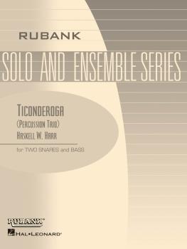 Ticonderoga: Percussion Trio - Grade 3 (HL-04479356)
