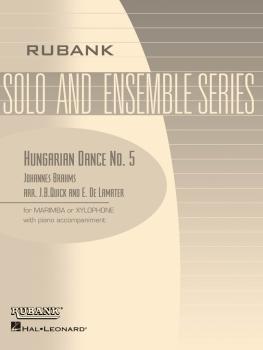 Hungarian Dance No. 5: Xylophone/Marimba Solo with Piano - Grade 3 (HL-04479368)