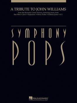 A Tribute to John Williams (Score and Parts) (HL-04490459)