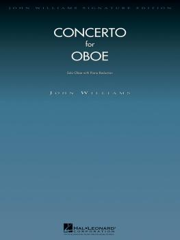 Concerto for Oboe: Oboe with Piano Reduction (HL-04491071)
