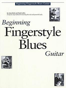 Beginning Fingerstyle Blues Guitar (HL-14003799)