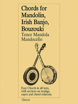 Chords for Mandolin, Irish Banjo, Bouzouki, Tenor Mandola, Mandocello (HL-14006683)