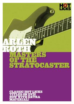 Arlen Roth - Masters of the Stratocaster (HL-14020907)