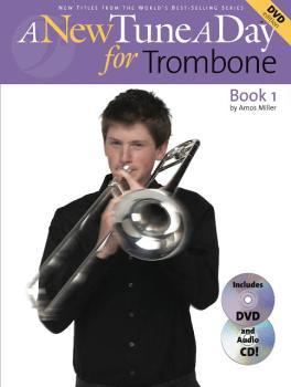 A New Tune a Day - Trombone, Book 1 (HL-14022766)
