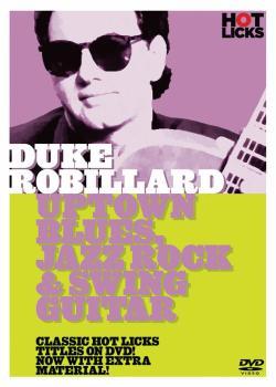 Duke Robillard - Uptown Blues, Jazz Rock & Swing Guitar (HL-14027500)