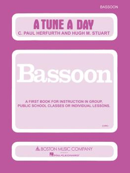 A Tune a Day - Bassoon (Book 1) (HL-14034198)