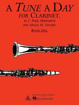 A Tune a Day - Clarinet (Book 1) (HL-14034202)