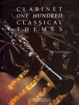 100 Classical Themes for Clarinet (HL-14036698)