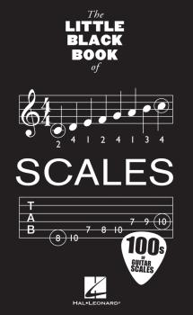 Little Black Book of Scales (HL-14042424)