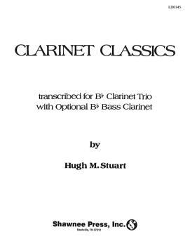 Clarinet Classics (for 3 Clarinets/Optional Bass Clarinet) (HL-35004043)