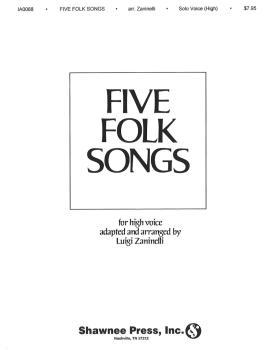 Five Folk Songs (HL-35006828)