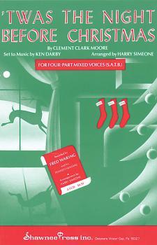 'Twas the Night Before Christmas (HL-35024210)