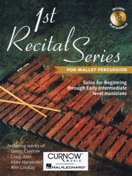 First Recital Series (Mallet Percussion) (HL-44001616)