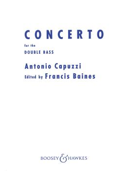 Double Bass Concerto in F (HL-48003024)