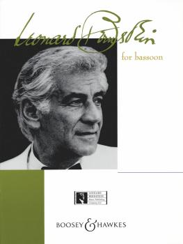 Bernstein for Bassoon: Bassoon with Piano Accompaniment (HL-48005874)