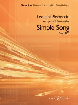 A Simple Song (from Mass) (HL-48018947)