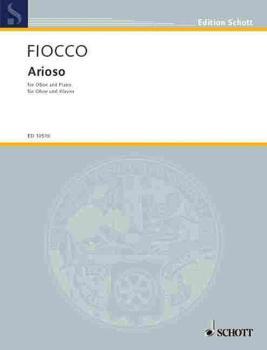 Arioso: Oboe with Piano Accompaniment (HL-49002409)