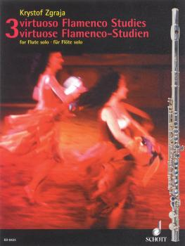 3 Virtuoso Flamenco Studies (HL-49007999)