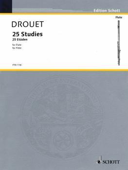 25 Etudes (Solo Flute) (HL-49010513)
