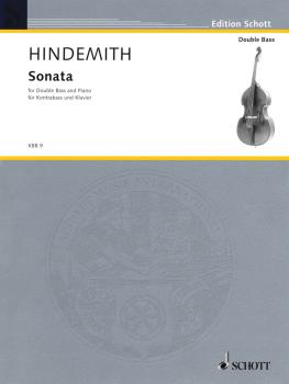 Bass Sonata (1949): Double Bass and Piano (HL-49011035)