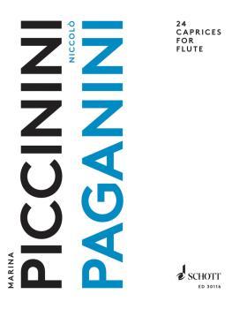 24 Caprices for Flute (HL-49044100)