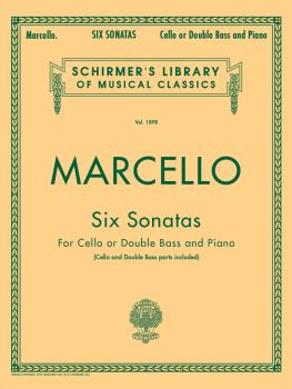 Six Sonatas (Score and Parts) (HL-50262690)