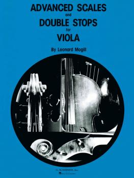 Advanced Scales and Double Stops (Viola Method) (HL-50331740)