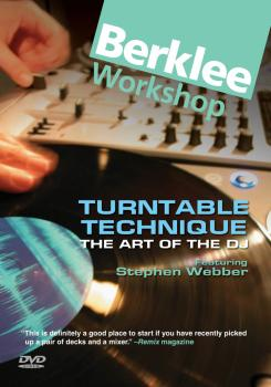 Turntable Technique: The Art of the DJ - DVD (HL-50448025)