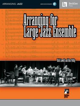 Arranging for Large Jazz Ensemble (HL-50449528)